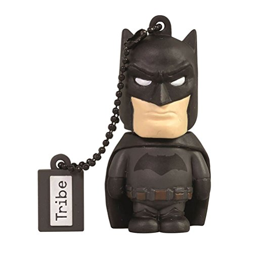 Llave USB 32 GB Batman Movie - Memoria Flash Drive 2.0 Original DC Comincs, Tribe FD033702
