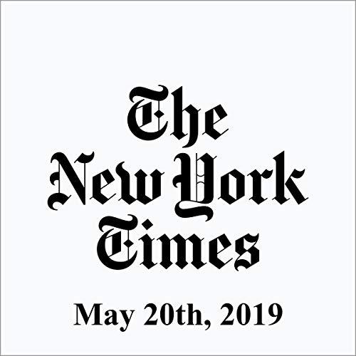 『May 20, 2019』のカバーアート
