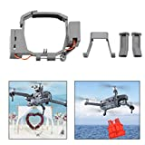 O'woda Drone Airdrop RC Lanzador Thrower Release Dispositivo de Transporte Entrega para Boda Carga Rescate búsqueda de Pesca Compatible con Mavic Pro / Zoom Drone Accesorio (NO para dji Mavic 2 Pro)