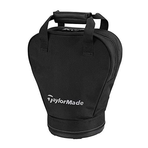TaylorMade TM20PrformancePrcticBllBgBlk Übungsballtasche, Schwarz, Einheitsgröße