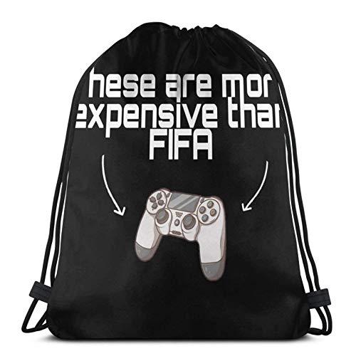 Almost-Okay-Shop Broken Controller Drawstring Bag Sport Fitn Bag Reisetasche Geschenktüte