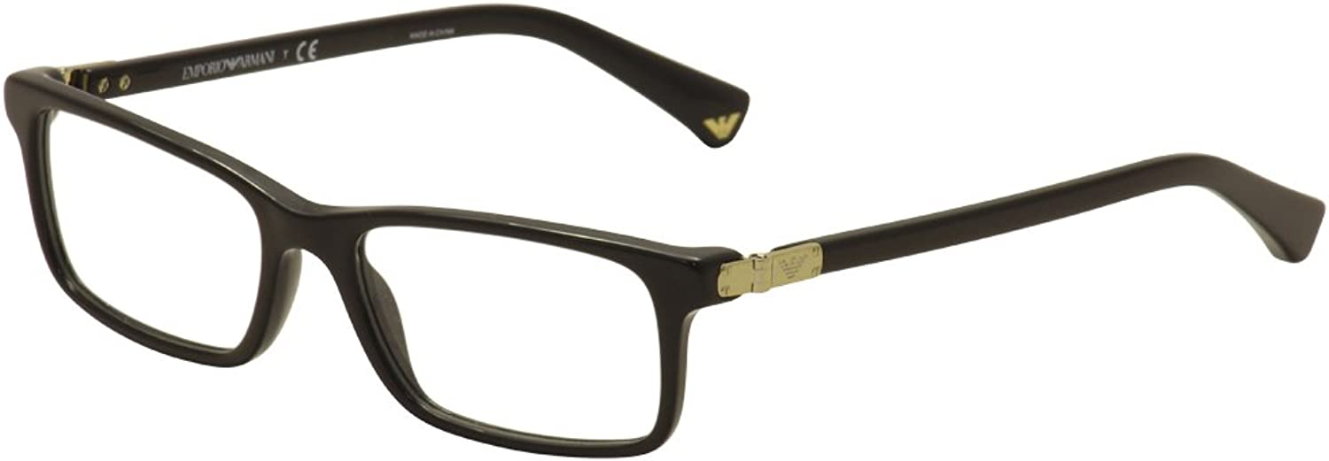 Emporio Armani EA3005F Eyeglasses5017 Black53mm