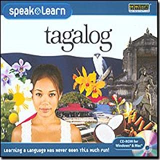 Speak & Learn Tagalog (Filipino)
