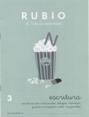 Rubio C-3 - Cuaderno caligrafía