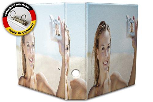 Ihr Foto Bild auf einem Akten Ordner Bedruckt 60mm DIN A4
