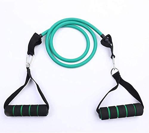 MGE weerstandsband, het rally-latexpak voor het optillen van de trekkracht van het touw met yoga-eigenschappen.