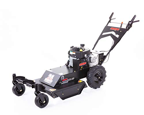 WRC11524BSC - Swisher 11.5 HP 24 in. Walk Behind Rough Cut with Casters