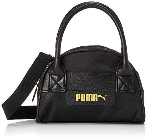 PUMA Classics Mini Damen Handtasche Puma Black OSFA
