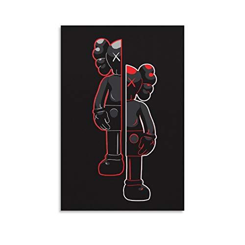 Heiwu Ka_ws Poster, dekoratives Gemälde, Leinwand, Wandkunst, Wohnzimmer, Poster, Schlafzimmer, Malerei, 20 x 30 cm