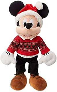 Mickey Mouse Christmas Plush Figure - Holiday Cheer Collection 2018