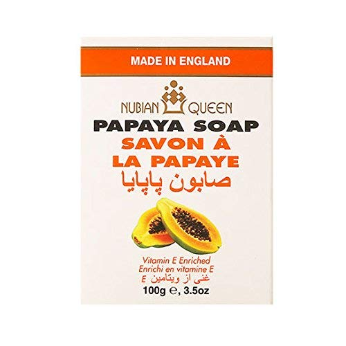 Papaya-Seife 100g / Vitamin E angereichert / 3.5oz