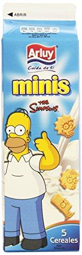 Arluy - Minis - Gallestas con 6 vitaminas, hierro y