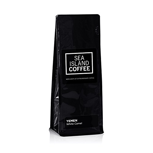 Sea Island Coffee White Camel Sanani, Yemen - Whole Bean (8.8oz Bag)