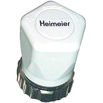 wei/ß Danfoss 013 G5002 Handgriff f/ür Thermostat Ra
