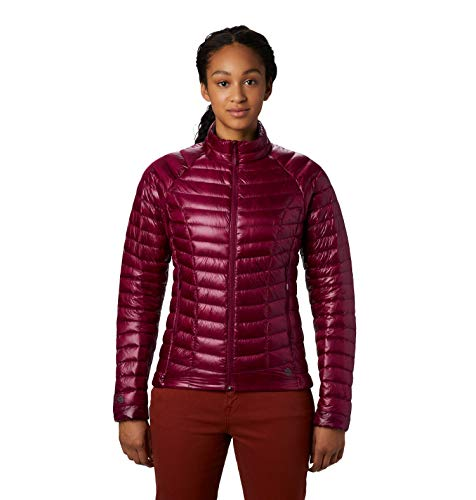 Mountain Hardwear Women's Ghost Whisperer/2 Down Insulated Jacket for Everyday, Hiking and Skiing Packable and Water-Resistant with 800 Fill Down - Divine - Medium