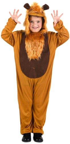 Atosa - 73926 - Costume - Déguisement De Lion - Taille 3