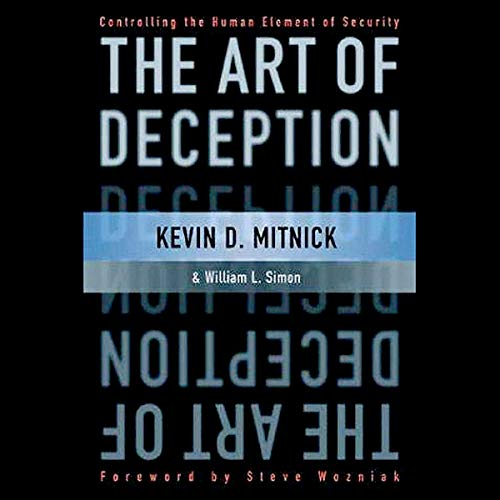 Page de couverture de The Art of Deception