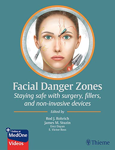 Facial Danger Zones (Staying safe with surgery, fillers, and non-invasive devices)