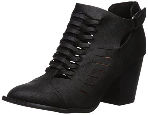 Qupid Damen PRENTON-05X Stiefelette, schwarz, 38 EU