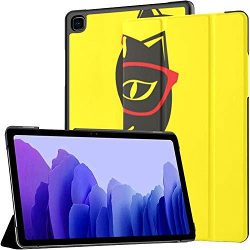 Samsung A7 - Funda protectora para Samsung Galaxy Tab A7 de 10,4 pulgadas de 2020, diseño de gato