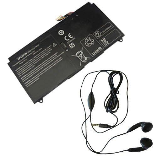 Amsahr ACRAP13F3N-03-Batteria di ricambio per Acer serie