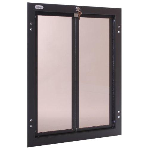 PlexiDor Performance Pet Doors X-Large Bronze Door...