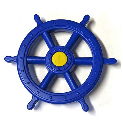 GK Piraten Steuerrad Schiffslenker für Spielturm, blau