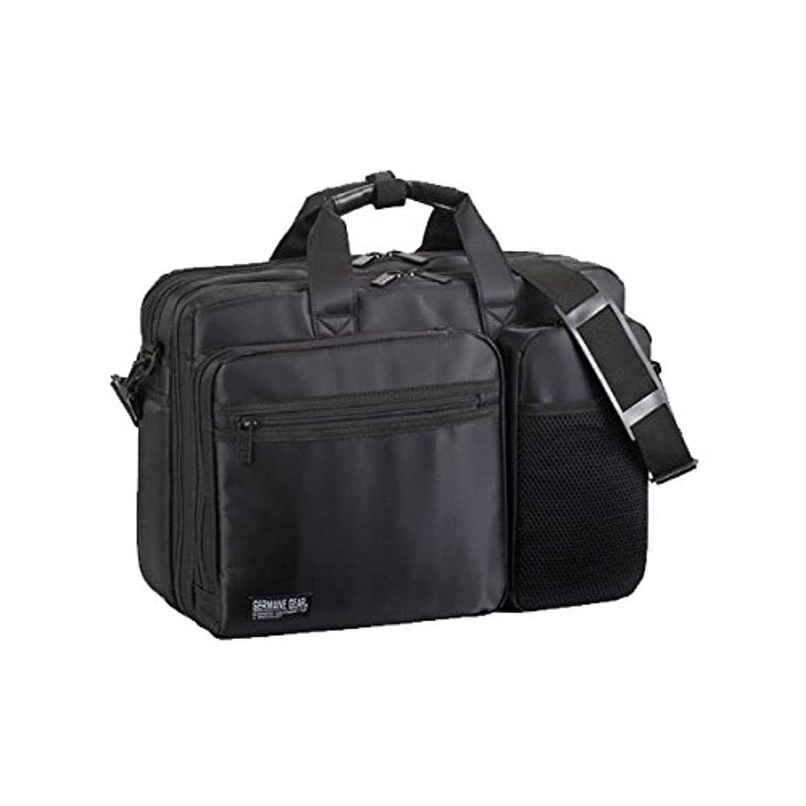 ハーネス公滝ジャーメインギア ビジネスバッグ ブリーフケース メンズ 26470 ブラック バッグ ビジネスバッグ mirai1-519713-ak [並行輸入品] [簡易パッケージ品]