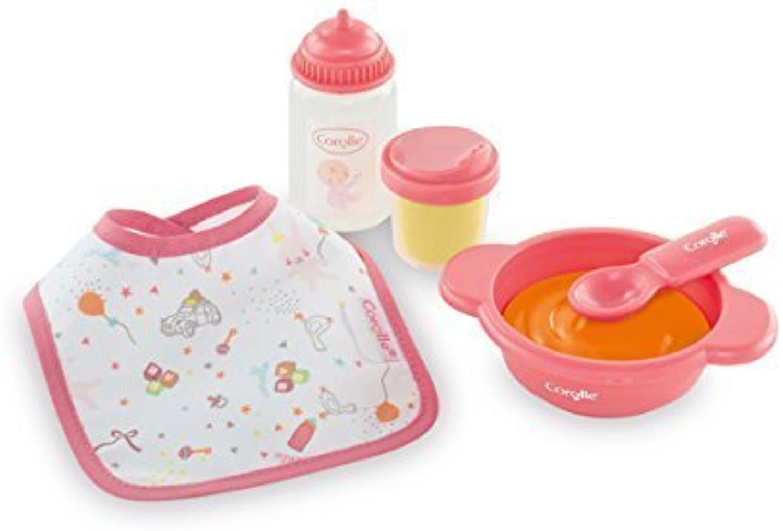 alta calidad Corolle Corolle Corolle Mon Premier Mealtime Set by Corolle  tienda de venta