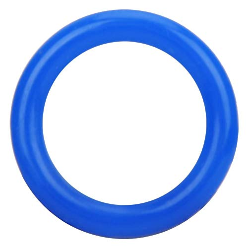 Garosa 300 stuks siliconen O-ring platte ring afdichting sluiting afdichtring set waterdichte afdichting sluitring voor afdichting doel, 24 x 3,5 mm