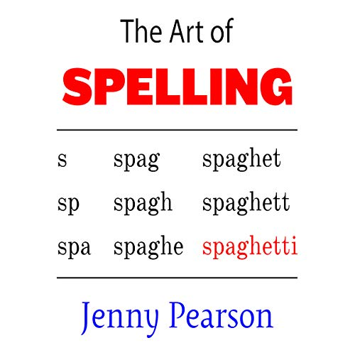 The Art of Spelling cover art
