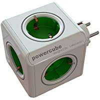 Allocacoc 1100GN/DEORPC Power Cube Original, 16 W, Verde