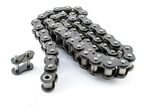 PGN - #35 Roller Chain x 5 feet + Free Connecting Link