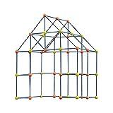 Qians Piezas Kit de construcción de Fuertes para niños construye tu Propio Equipo de guarida para niños Juego de construcción de Tiendas de campaña construcción de Bricolaje túneles Carpa gaudily