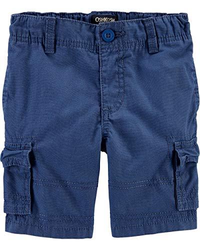 Osh Kosh Boys' Cargo Shorts, Yacht Club, 2T