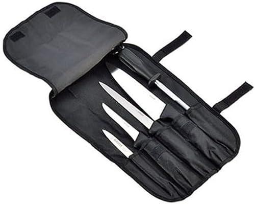 Giesser Couteau Couteau Usine Uni tashe Johannesburg 5pièces Couteau, gris, M