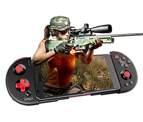 ipega-PG-9087S Wireless 4.0 Game Controller Gamepad Joystick for Samsung GALAXYS10/S10+Note 10+ S20/S20 5G Tablet PC Smart Android Mobile Phone (Android 6.0 and Above