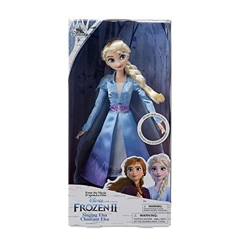 Disney Original Eiskönigin 2 - Singende ELSA Puppe