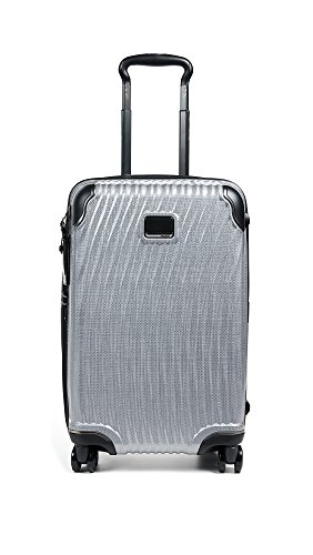 TUMI - Latitude International Carry-On - 22-Inch Hardside Luggage for Men and Women - Silver