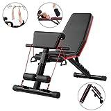 NTWXY Compact Banc d'exercice de Musculation...