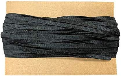 Schrägbandeinfassung Creme Polybaumwolle 25mm 4 Lengths