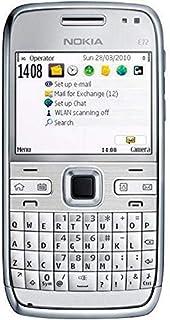 Nokia E72 Silver