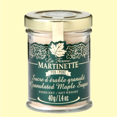 La Ferme MARTINETTE『メープルシロップシュガー』