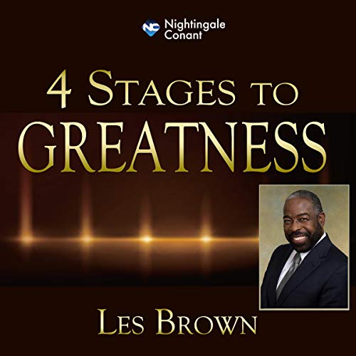 4 Stages to Greatness Titelbild