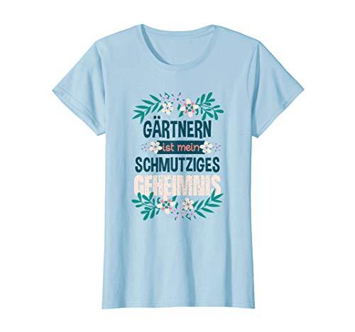 Damen Garten Gärtner Hobbygärtner Lustig Spruch Pflanzen Garten T-Shirt