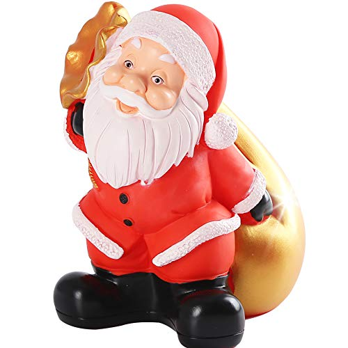 Santa Claus Piggy Bank