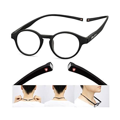 Montana Eyewear MR60 Magnetic Reader - schwarz +1,50 Dpt.
