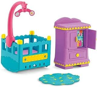 Fisher-Price Dora the Explorer Window Surprises Dollhouse, Nursery Furniture