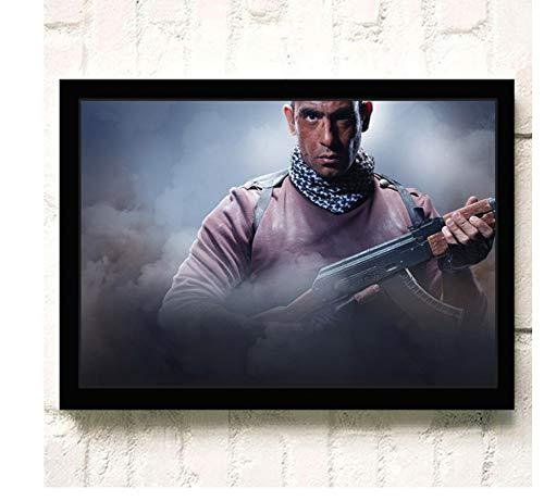 asfrata265 Leinwand Wandkunst Hd Online-Spiele Csgo Poster Und Druck Leinwand Malerei Home Decor Wandbild Kein Rahmen G1105 (40X50Cm)