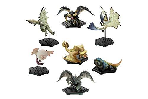 Capcom Figure Builder Monster Hunter Standard Model Plus Vol.10 6 pieces